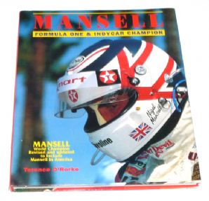 Mansell-Formula One and Indy Car Champion (O'Rourke 1993)